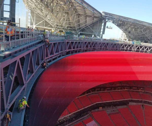Atlanta Falcons - Project Completion- Summer 2017