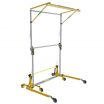 FlexiGuard C-Frame Rail Fall Arrest System