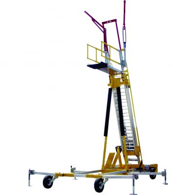 FlexiGuard Ladder Access Fall Arrest System