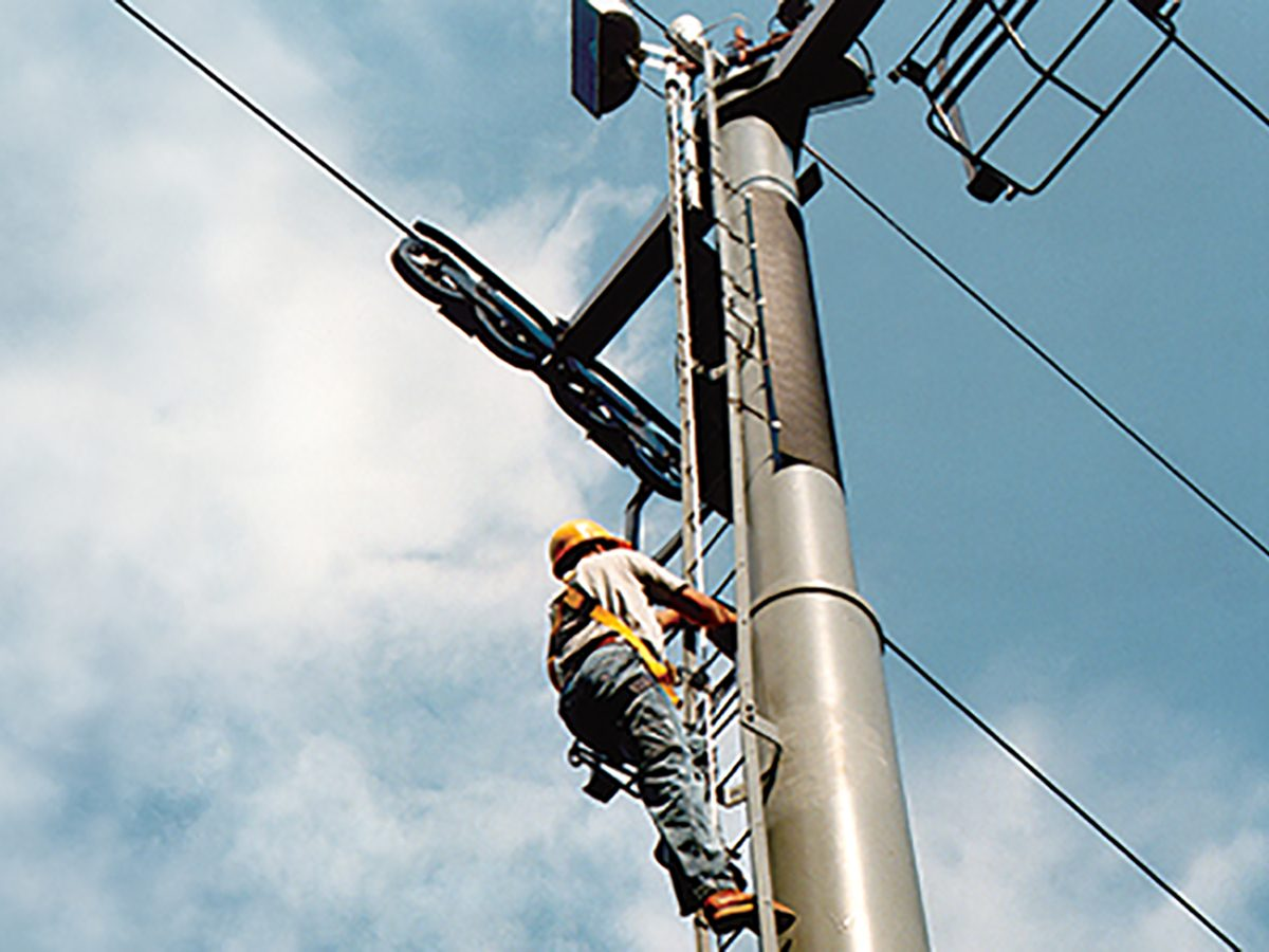 Evan Fall Protection | Vertical Cable | Rail Lifelines